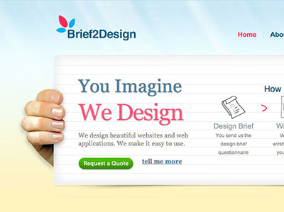 b2d-business-website-design