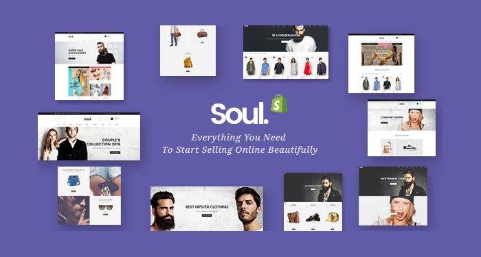Pick Ideal Shopify Theme