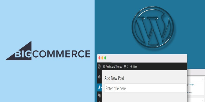 BigCommerce + Wordpress