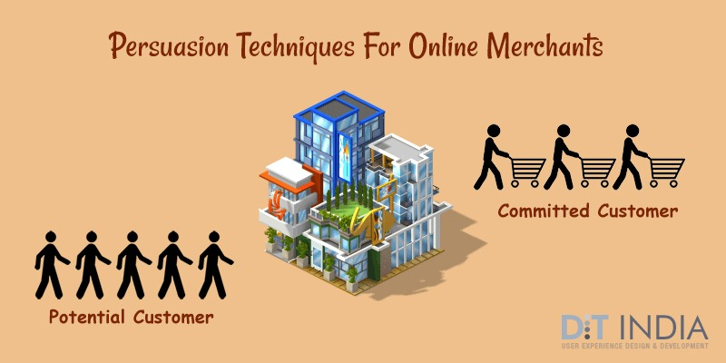 Persuasion Techniques for Online Merchants