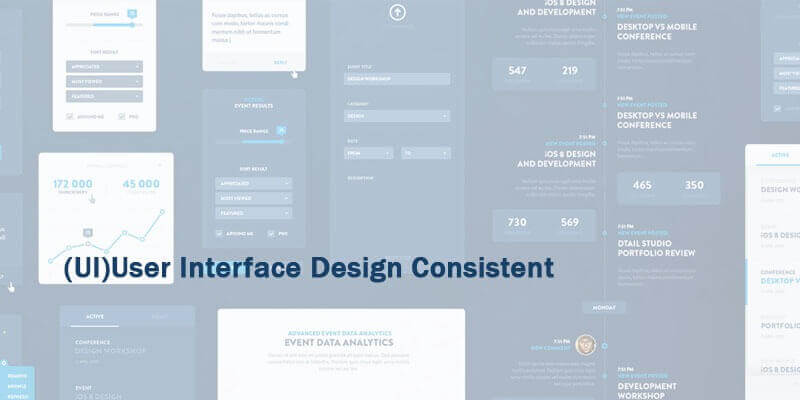 Why Is Consistency Important For Your User Interface Design Dit India