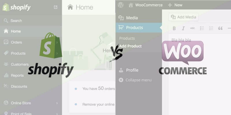 Shopify vs WooCommerce – Which One is Better for You?