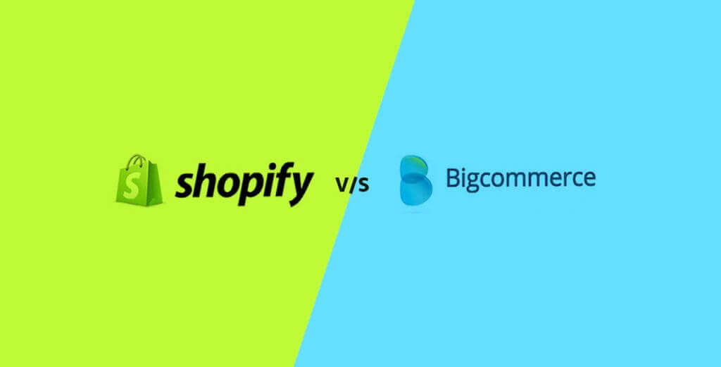 5 basic Difference between BigCommerce Vs Shopify those You Should Know.