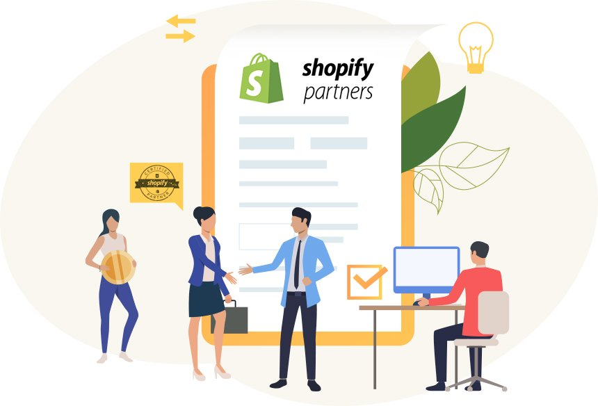 Certified Shopify Development Services