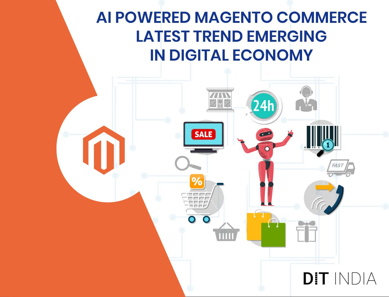 AI Powered Magento Commerce – Latest Trend Emerging in Digital Economy