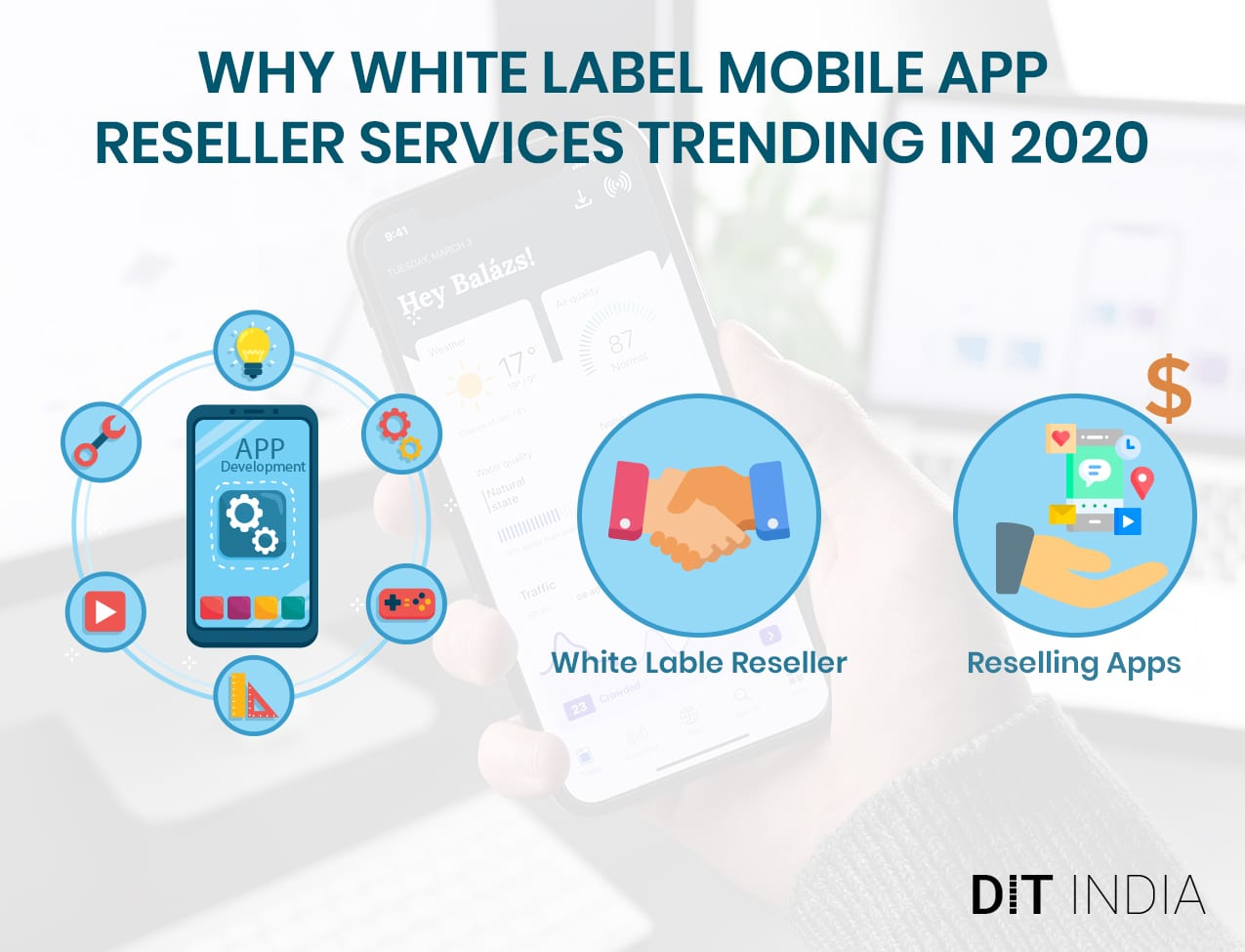 Why White Label Mobile App Reseller Services Trending in 2020