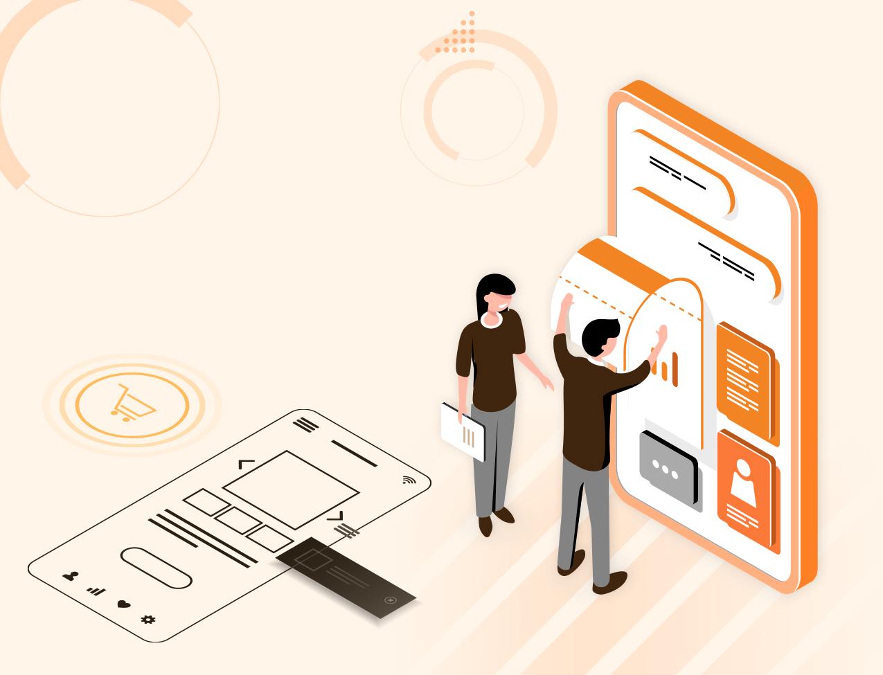 Major Benefits of UX and UI Design in Mobile App Development