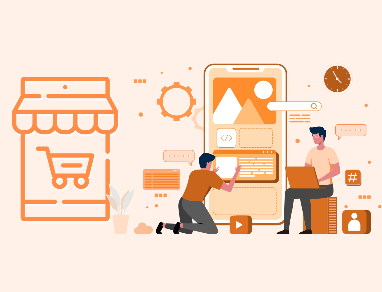 Must Know Reasons Why Your eCommerce Business Needs Mobile App