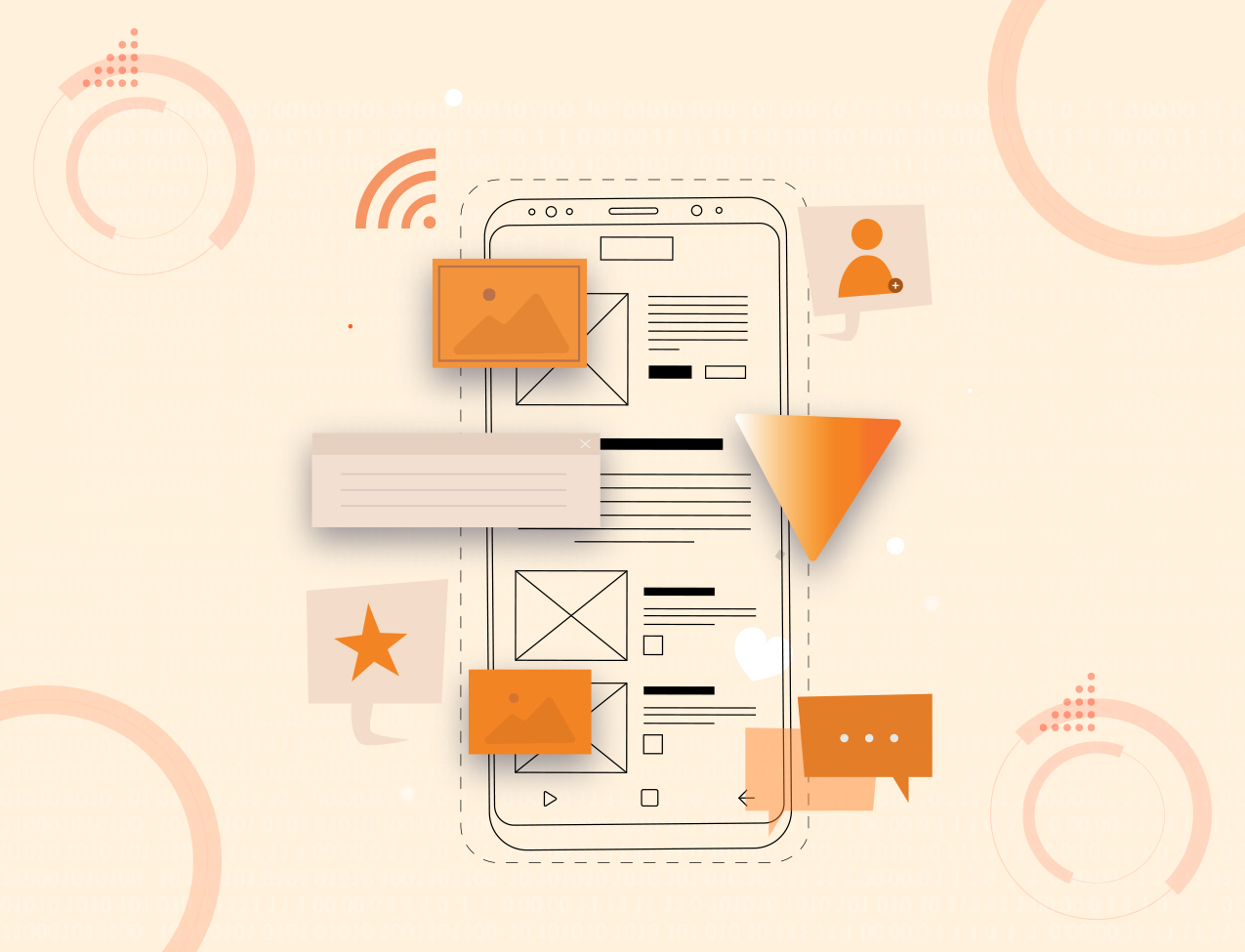 Simple Hacks to Imply for Designing Mobile Applications