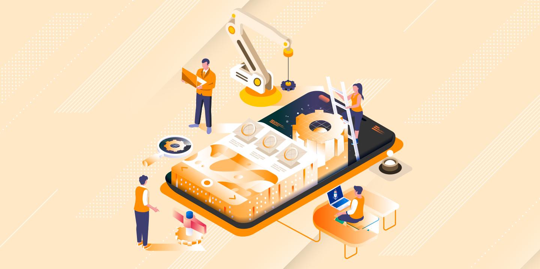 Hybrid Mobile App Development Framework – A Brief Guide to Choose the Best!
